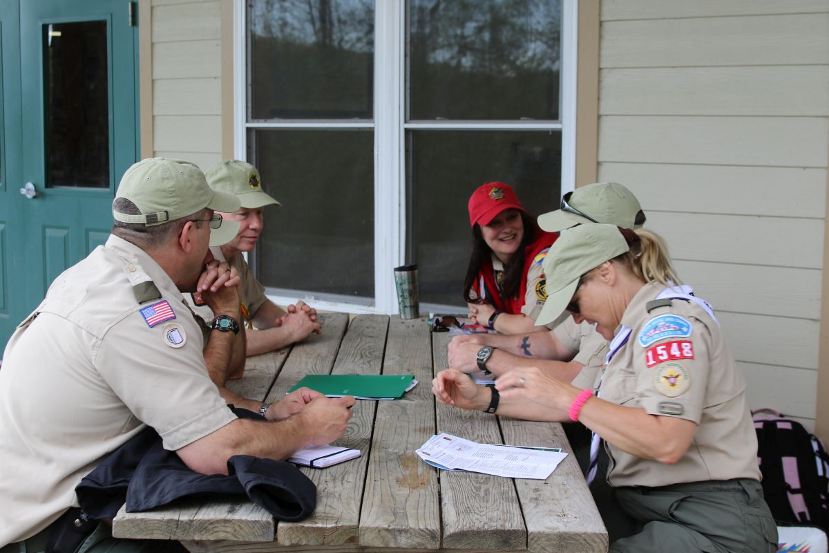 Wood Badge Lecture
