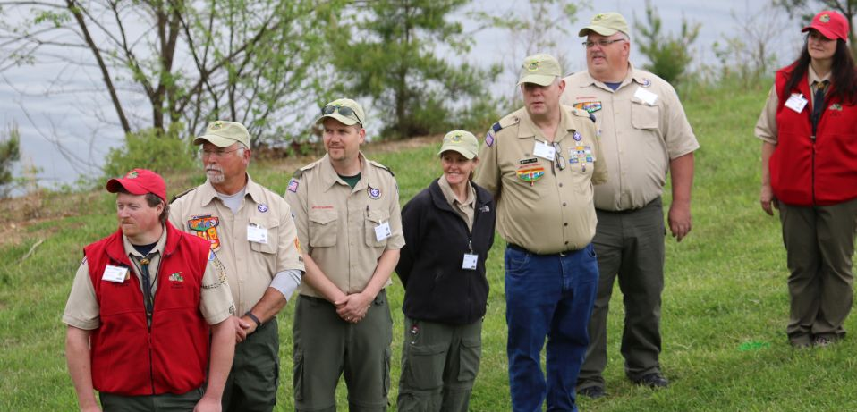 Random Wood Badge Photo